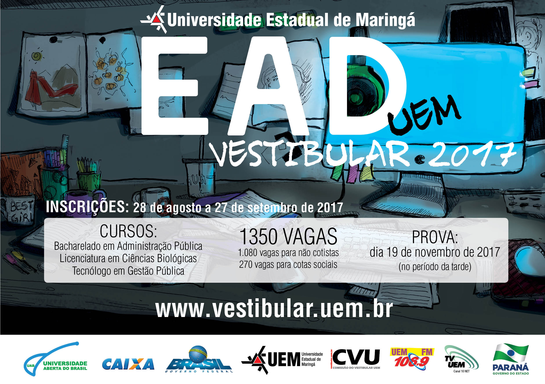Banner Vestibular - EAD